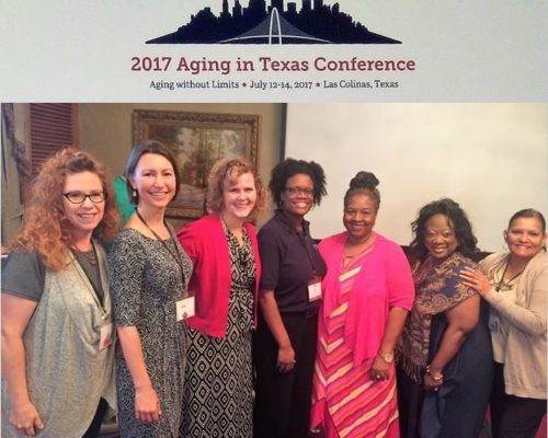 Aging conference image